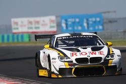 #99 Rowe Racing BMW M6: Philipp Eng, Alexander Sims