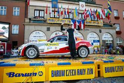 Luca Rossetti, Toyota GT86 CS-R3