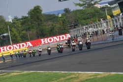 SuperSports 600cc start action