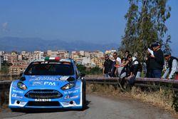 Antonio Rusce, Sauro Farnocchia, Ford Fiesta R5, X Race Sport Srl