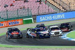 Timmy Hansen, Team Peugeot Hansen, Johan Kristoffersson, Volkswagen Team Sweden, Mattias Ekström, EK