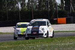 Manuel Fernandes, Team Zatti, Abarth 595 OT-TCS 1.4 #406