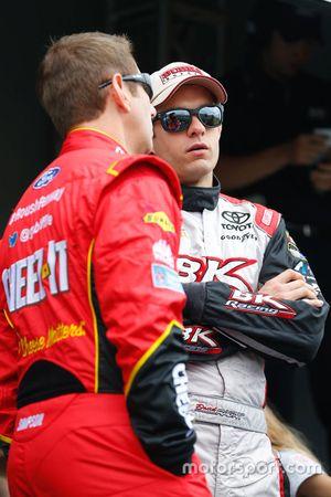 David Ragan, BK Racing Toyota
