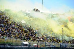 Fans of Valentino Rossi, Yamaha Factory Racing