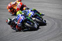 Jorge Lorenzo, Yamaha Factory Racing, Valentino Rossi, Yamaha Factory Racing