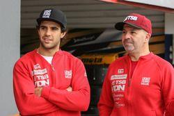 Jose Manuel Urcera, Las Toscas Racing Chevrolet y su padre
