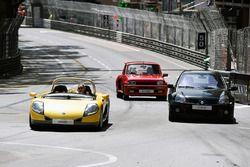 Carmen Jorda im Renault Spider