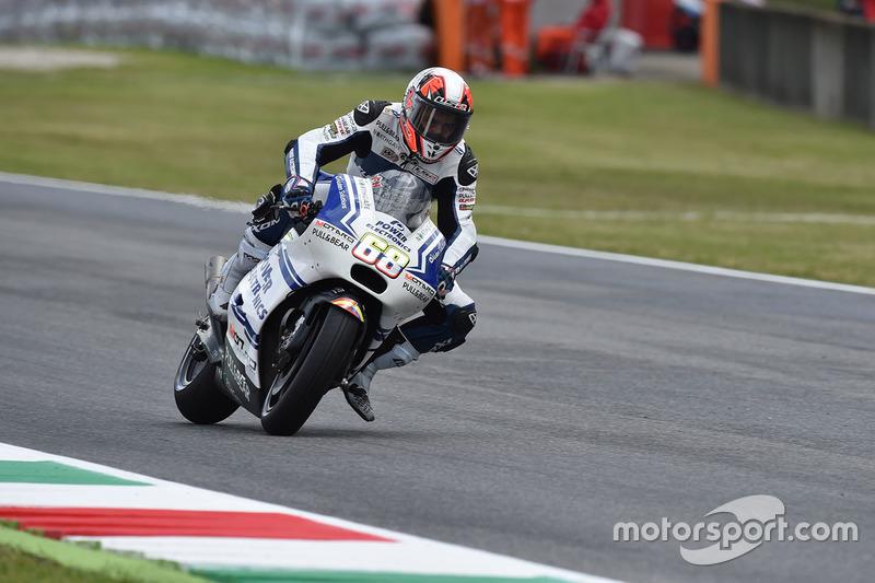 Yonny Hernandez, Aspar Racing Team