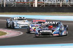 Esteban Gini, Nero53 Racing Torino, Martin Serrano, Coiro Dole Racing Dodge, Laureano Campanera, Don