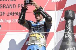 Podium : troisième place pour Franco Morbidelli, Marc VDS