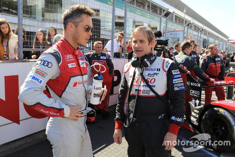 Pascal Vasselon, Toyota Motorsport Gmbh Technical Director