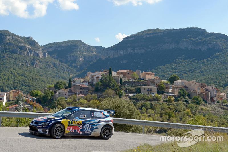 #42: Rallye Katalonien 2016