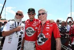 David Letterman, Graham Rahal, Rahal Letterman Lanigan Racing Honda