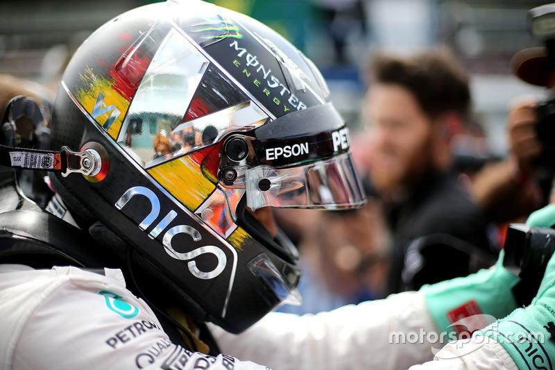 Allemagne 2016 - Nico Rosberg, Mercedes
