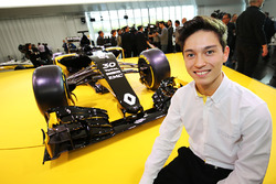 Jack Aitken, Renault Sport Academy Fahrer