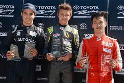 Podyum: Kazanan Lando Norris, ikinci Pedro Piquet, üçüncü Guan Yu Zhou