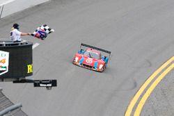 #02 Chip Ganassi Racing Riley DP Ford: Scott Dixon, Tony Kanaan, Jamie McMurray, Kyle Larson takes t