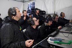 ESM Racing team area