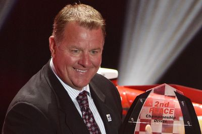 IndyCar Championship celebration