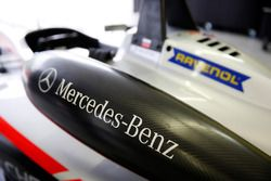 Mercedes-Benz airbox