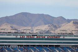 Las Vegas Motor Speedway atmosphere
