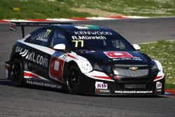 Rene Münnich, ALL-INKL.com Racing, Chevrolet RML Cruze TC1