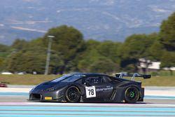#78 Barwell Motorsport Lamborghini Huracan GT3