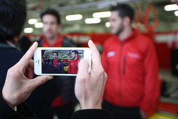 Lucas di Grassi, ABT Schaeffler Audi Sport y Daniel Abt, ABT Schaeffler Audi Sport