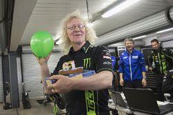 Guy Coulon, Tech 3 Yamaha viert zijn verjaardag