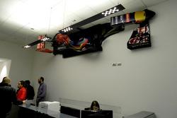 Taller Escudería Toro Rosso
