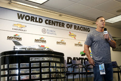 John Cena, WWE Superstar, Honorary Pace Car Driver