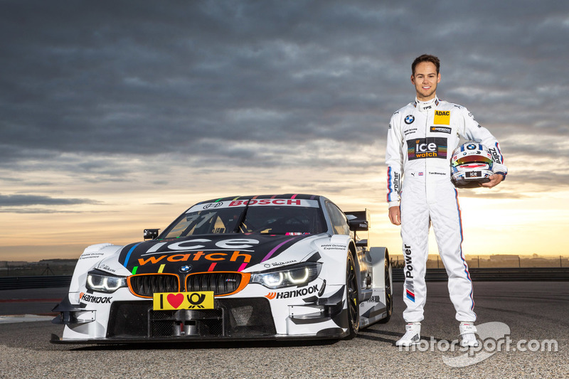 #31 Tom Blomqvist (RBM)