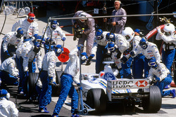 Rubens Barrichello, Stewart SF3