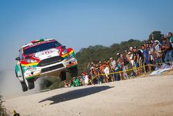 Marco Bulacia, Fernando Musano, Ford Fiesta R5