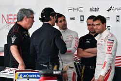 Neel Jani,, Dragon Racing, Jerome D'Ambrosio, Dragon Racing, Jay Penske, proprietario del team, Dragon Racing