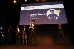 Alessio Rovera, Tsunami RT, vincitore assoluto Carrera Cup Italia 2017