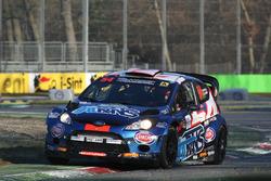 Mattia Pasini, Lorenzo Granai, Ford Fiesta WRC