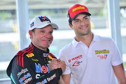 Rubens Barrichello, Nelsinho Piquet