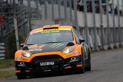 Лука Марини и Симоне Скаттолин, Ford Fiesta R5