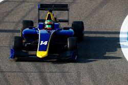 Jehan Daruvala, MP Motorsport