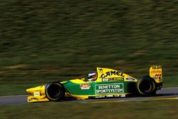 Michael Schumacher, Benetton Ford