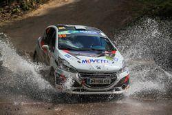 Mika Hokkanen, Jukka Pasenius, Peugeot 208 R2