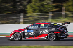 Tiago Monteiro, Boutsen Ginion Racing Honda Civic Type R TCR