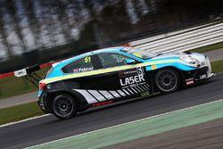 Derek Palmer, Laser Tools Racing Alfa Romeo