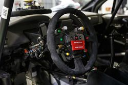 Steering wheel of Sébastien Loeb , Daniel Elena, Citroën World Rally Team Citroën C3 WRC