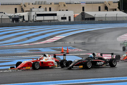 Gianluca Petecof, Prema Theodore Racing, e Leonardo Lorand, Bhaitech