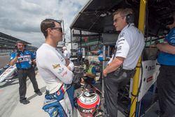 Graham Rahal and Ricardo Nault, Rahal Letterman Lanigan Racing Honda