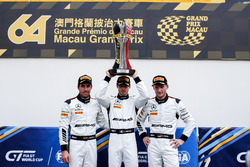 Top3 after qualifying: Pole position for Edoardo Mortara, Mercedes-AMG Team Driving Academy, Mercede