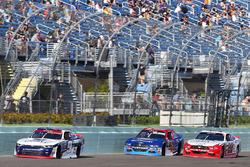 William Byron, JR Motorsports Chevrolet and Sam Hornish Jr., Team Penske Ford