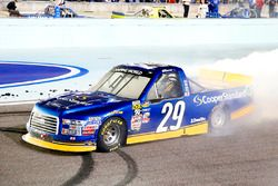 Race winner Chase Briscoe, Brad Keselowski Racing Ford